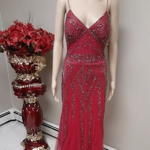 MARINA prom dress sz 4